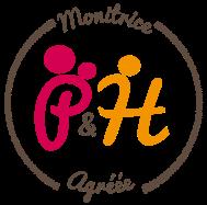 Monitrice agrée par l'association Portage & Handicap