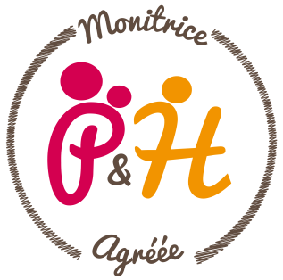 Monitrice agrée par l'association Portage & Handicap - https://portageethandicap.wordpress.com